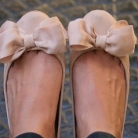 9 Incredibly Adorable Ways to Give Ballet Flats a Makeover ...