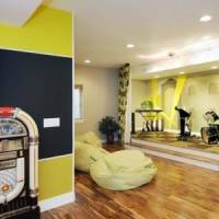 7 Ways to Brighten up Your Basement Rec Room ...
