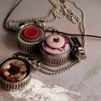8 Delightful Ways to Make Use of Buttons in Making DIY Jewelry ...