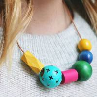 39 Fabulous Diy Necklaces That Will Rock Your World ...