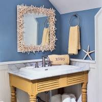 32 Seaworthy Beach Themed Bathrooms You Can Create Yourself ...