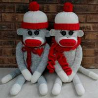 40 Sock Monkey Projects to Raise a Smile or Two ...