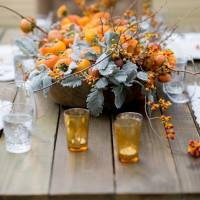 26 Stunning Thanksgiving Centerpieces for Your Dining Room Table ...