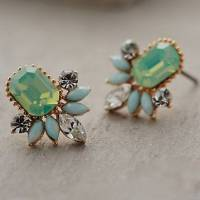9 Incredibly Beautiful Anthropologie Knock-off Earrings You Have to Make ...
