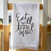 8 Sewing Methods to Make Your Tea Towels Look Terrific ...