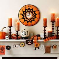 24 Epic Halloween Mantels to Adorn Your House ...
