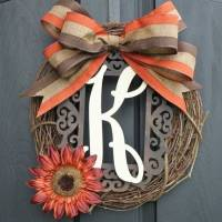 36 Outstanding Fall Wreaths You Can Make Yourself ...