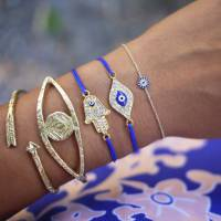 Cute and Trendy Evil Eye Design Craft Projects ...