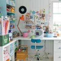 22 Outstanding Sewing Room Ideas for Your Space ...