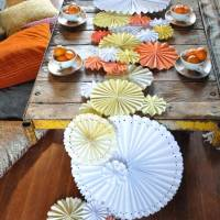 30 Table Runners You Can Make Yourself ...