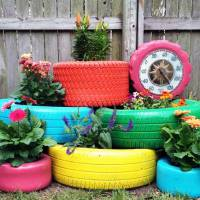 Some of the Best Repurpose Projects I Have Seen: 27 Things to do with Old Tires ...
