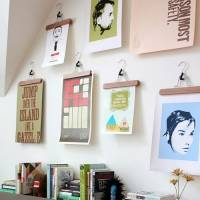 30 Perfect Ideas for Photo Display ...