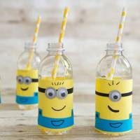 Turn up the Cute Factor in Your Kid's Room with These Fun Minion DIY Projects ...