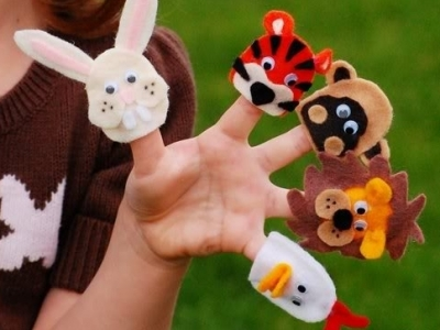 10 Super Adorable DIY Puppets ...
