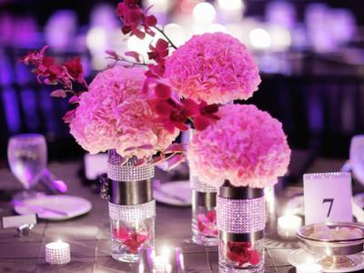 7 Simple DIY Wedding Centerpieces  | All Women Stalk