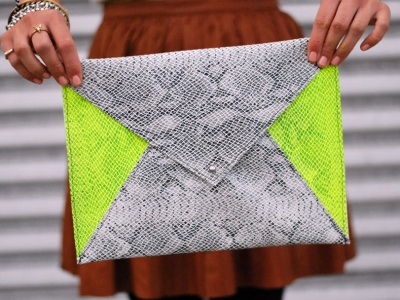 9 Elegant And Stylish DIY Envelope Clutches Perfect For Your Next Date...