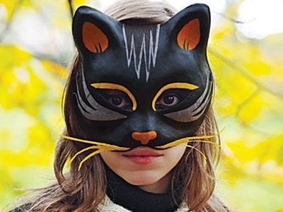 10 DIY Halloween Masks to Make ...