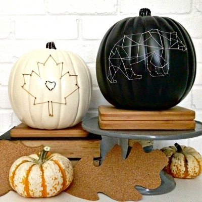 33 Amazing DIY Pumpkins to Dress up Your Home ...
