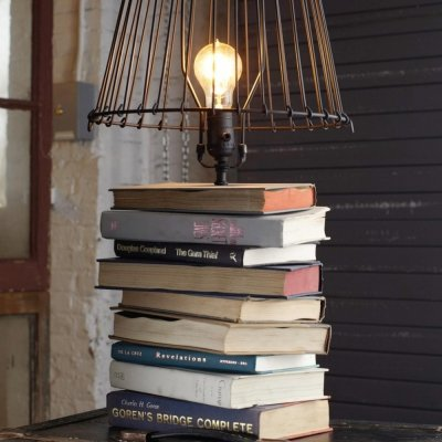 Hello, Bookworm! 48 Fantastic DIY Projects with Old Books ...