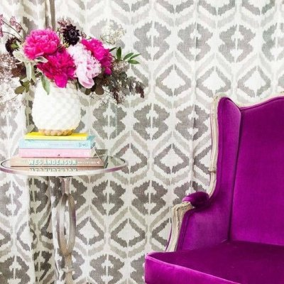 22 Great Examples of Wallpaper for Any Room in Your House ...