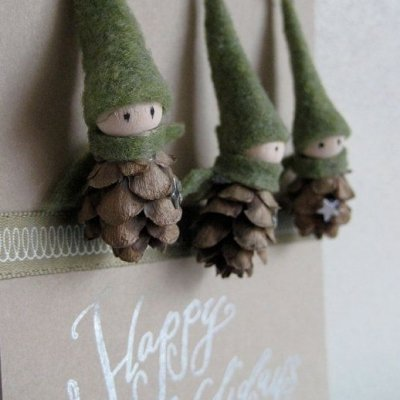 35 Pine Cone Crafts to Add a Seasonal Touch to Your Home ...