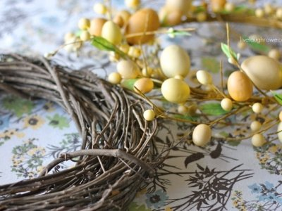 7 Gorgeous Easter Wreaths to DIY for Your Door This Spring ...