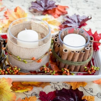 24 Easy to Make Fall Candles for Your Home ...