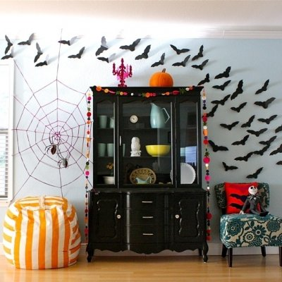 7 Inexpensive and Crafty Ways to Decorate for Halloween ...