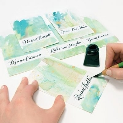 31 Winning Water Color Crafts to Brighten Your Day ...