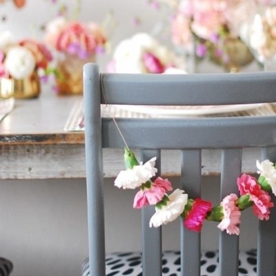 32 Great Garlands to Glam up Your Walls ...