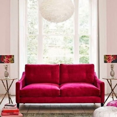 49 Inspos for Decor with a Pop of Pink ...
