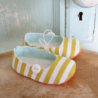 8 Insanely Adorable DIY Baby Shoes You Have to Make ...