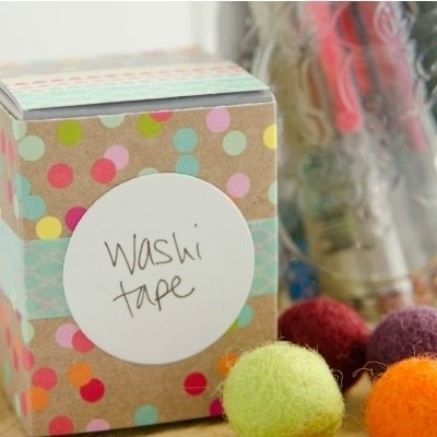 27 Wonderful Washi Tape Crafts That You Won't Be Able to Get Enough of ...