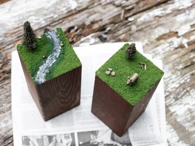 7 Cute Woodland DIY Craft Ideas ...