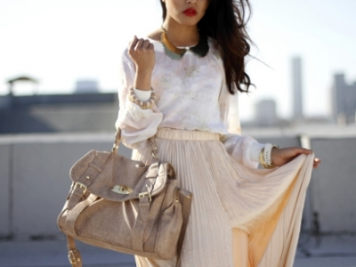 7 Sophisticated Ways to Wear Maxi Skirts ...