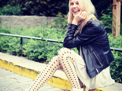 8 Stylish Tights for Your Fashionable Fall Looks ...