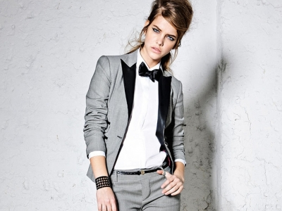 7 Tips for Wearing the Tuxedo Trend ...