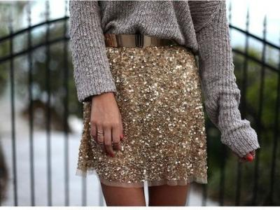 8 Fabulous Flared Party Skirts ...