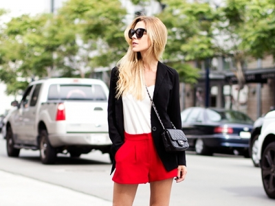 8 Trendy Tailored Shorts to Wear This Summer ...