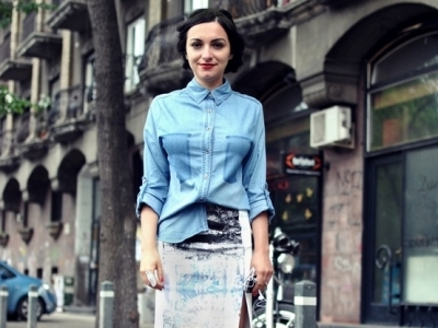 9 Effortlessly Fabulous Ways to Dress Denim That You'll Love ...