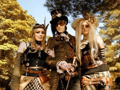 7 Lovely Steampunk Inspired Accessories for Fall ...