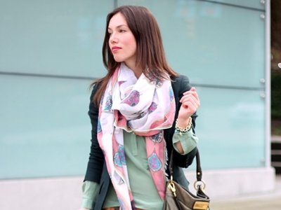 7 Cute Ways to Tie Scarves This Winter ...
