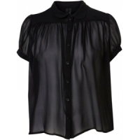 8 Fashion-Forward Sheer Tops ...