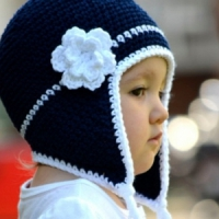 6 Adorable Handmade Crocheted Hats for Kids...