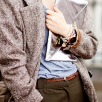 8 Fashionable Ways to Wear Tweed ...