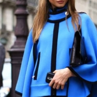 8 Awesomely Stylish Fashion Ponchos ...