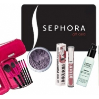 Giveaway Winner: Sephora $50 Gift Card...