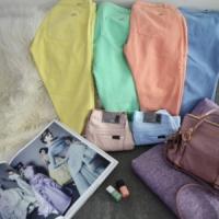 9 Fabulous Pastel Jeans . . . ...
