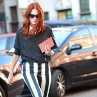 10 Fab Fashion Week Street Style Looks ...