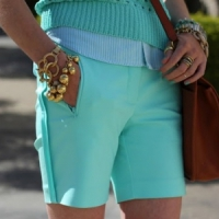 8 Trendy Longer Length Shorts for Summer ...